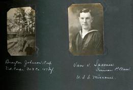 Brayton Johnson /Van V. Spooner