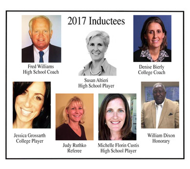 Inductee Class of 2017