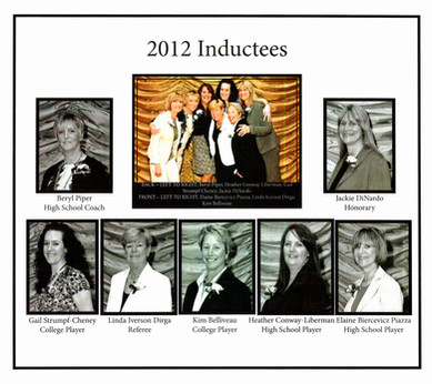 Inductee Class of 2012