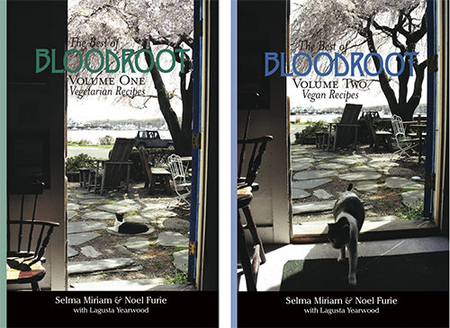 A Set of The Best of Bloodroot Volumes One & Two
