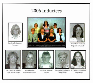 Inductee Class of 2006