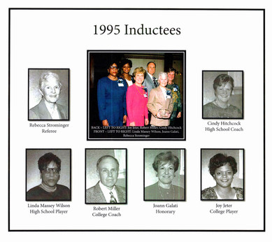 Inductee Class of 1995