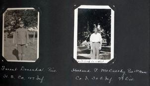 Forest Denesha /Harland P. McCarthy