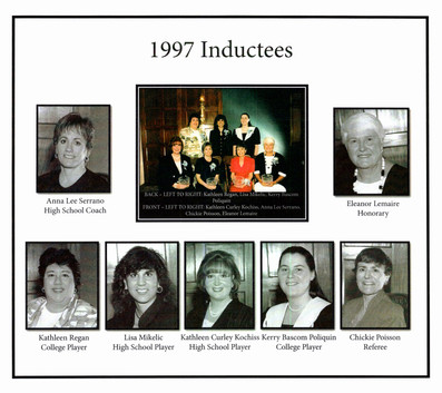Inductee Class of 1997