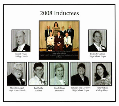 Inductee Class of 2008