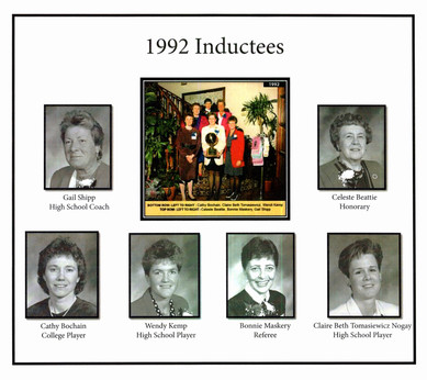 Inductee Class of 1992