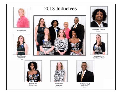 Inductee Class of 2018