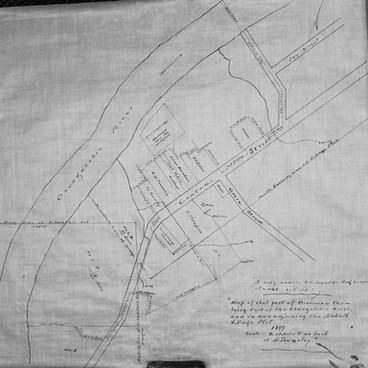 De Kalb Village Plot 1897-ps
