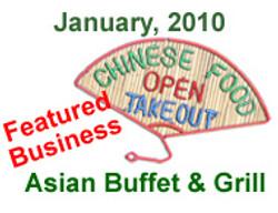 Asian Buffet & Grill
