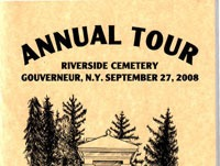 Riverside Cemetery Tours