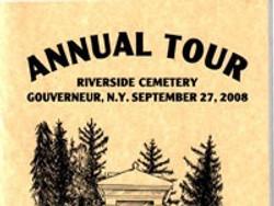 Riverside Cemetery Tours