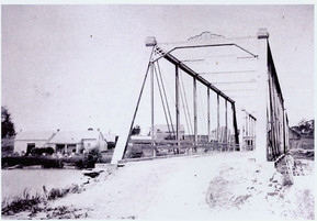 Thomas Kendrew Homestead Kendrew Bridge, circa 1890