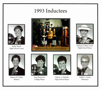 Inductee Class of 1993