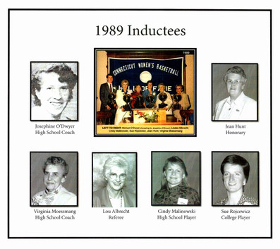 Inductee Class of 1989