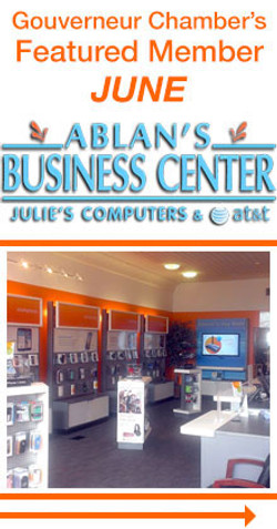 Ablan's Bus. Ctr./Julie's Computers