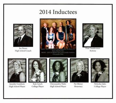 Inductee Class of 2014
