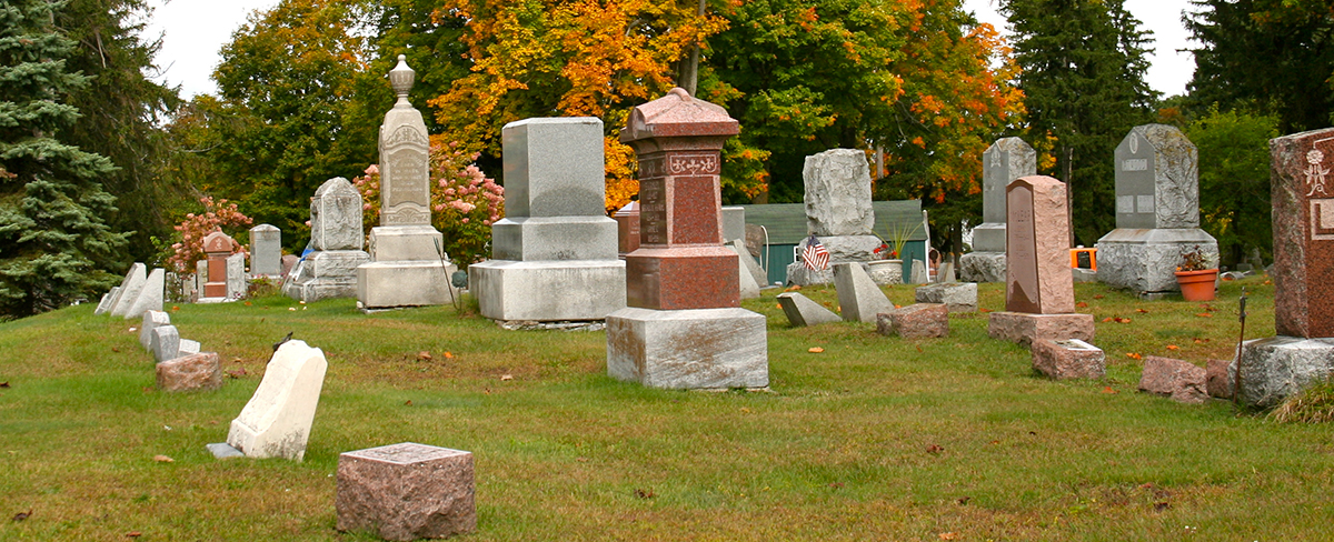 Cemetery Inventories