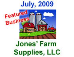 Jones Farm Supplies, LLC