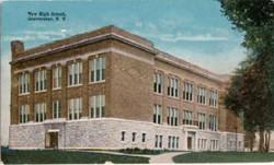 Dean High School Class Ring