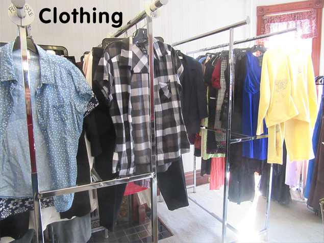 Lots of Clothing