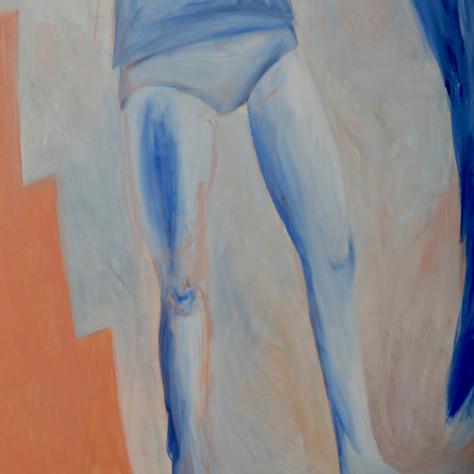 Blue circulation (detail), 2020