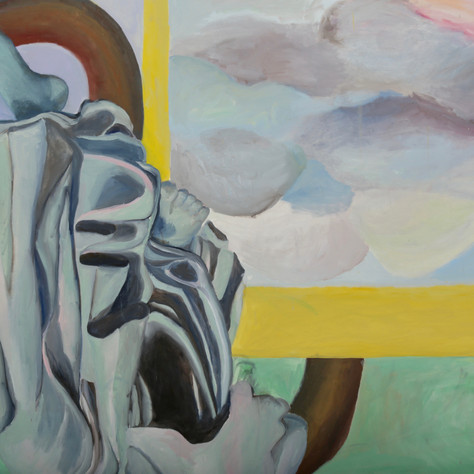 The sky is not over yet (detail), 2020