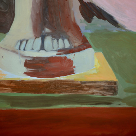 Displacements (detail), 2020