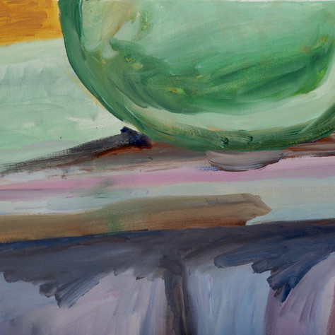 The solid days days, the setting sun, the soil beneath you (detail), 2020