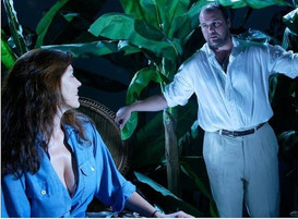 "Maxine in ""Night of the Iguana"""