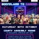 BODYSLAMS TO CANCER TICKETS ON SALE NOW!