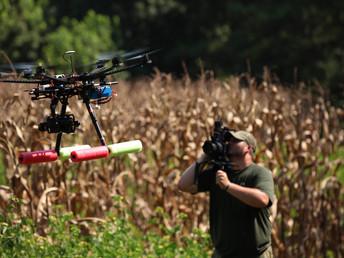 Episode #9: Lets talk about Drones.