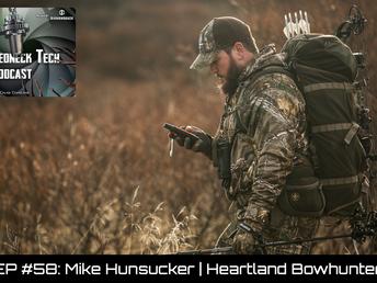 Episode #58: Mike Hunsucker from Heartland Bowhunter