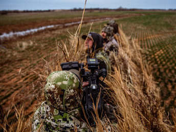 82: The Whole Bluestem Waterfowl Film Crew sits down and chats