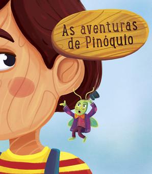 As aventuras de Pinóquio | Editora Scipione