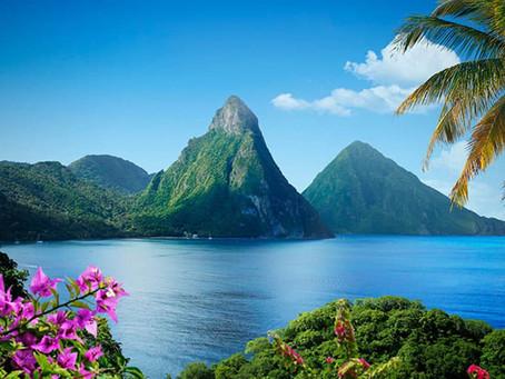 "Saint Lucia on UK ""Travel Corridor"" List"