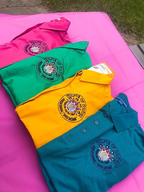 Long Sleeve Caribbean Carnival/Friends of Culture Shirt