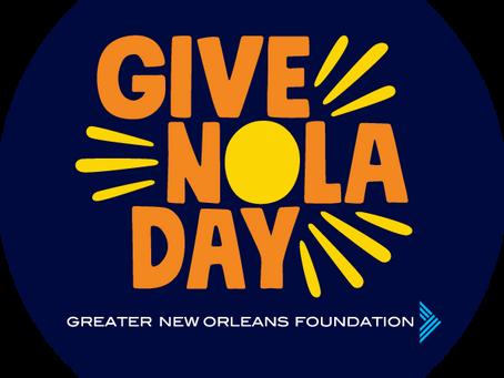 2020 GiveNola Day