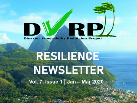 Saint Lucia on the Road to Resilience