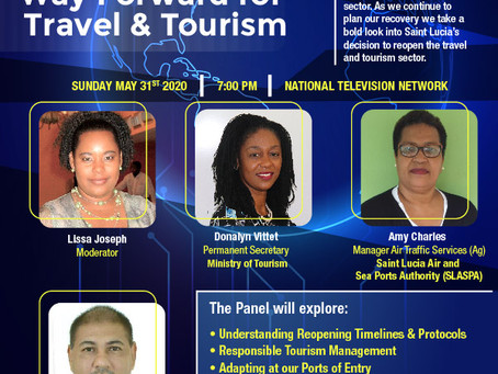 National Television Network Continues Panels on the Road to Recovery [Press Release]