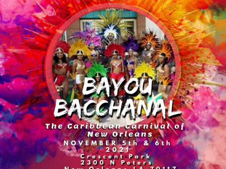 Bayou Bacchanal