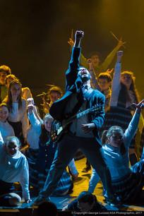 School of Rock. Weston Drama Workshop. Photo by ASA Photographic 2017.