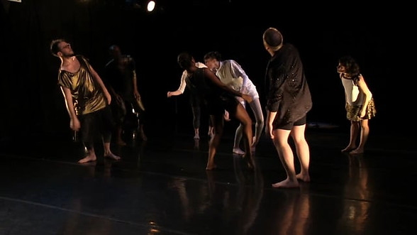 excerpt from Real World: SUPERNOVA. Choreographed by Emily Craver & The Little Streams. Presented by Triskelion Arts January, 2017.