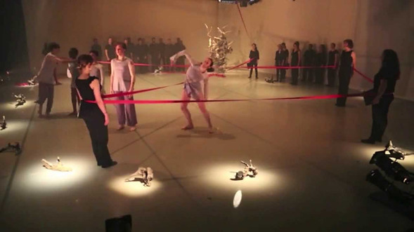Emily Craver performance reel with choreography from Ruben Graciani, Kevin Wynn, and Emily Craver.