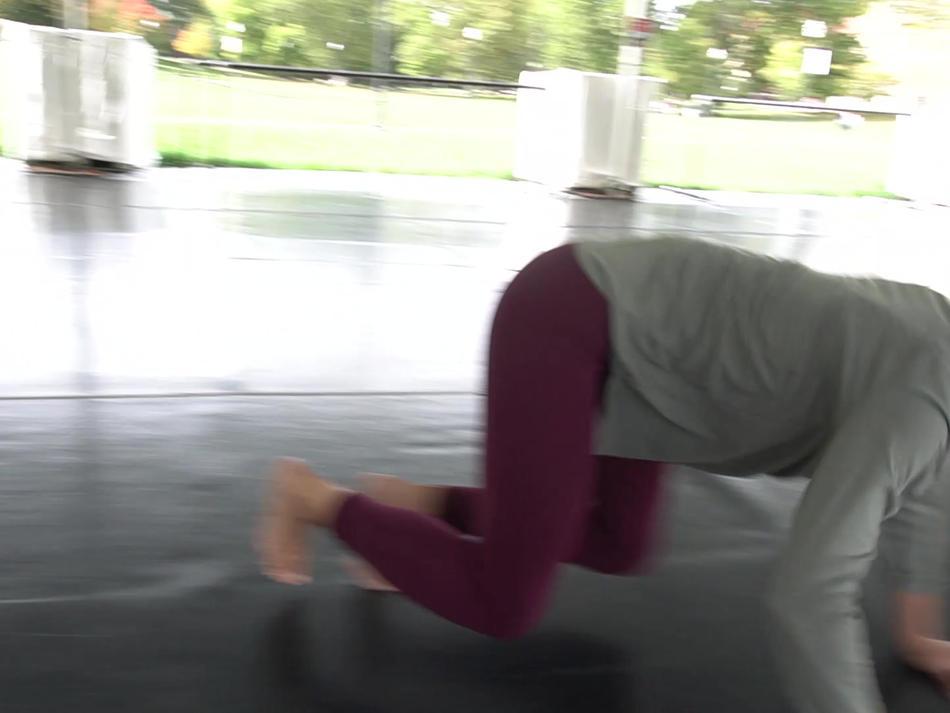 Simone Burnett / dance artist