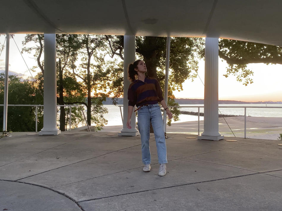 Emily Pacilio / dance artist