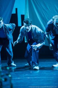 West Side Story. Weston Drama Workshop. Photo by ASA Photographic 2017.