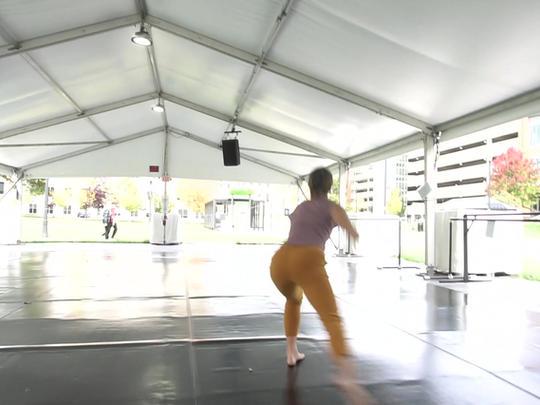 Sophia Smith / dance artist