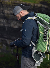 Along Ireland's Cliffs of Moher