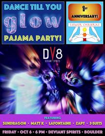 Dance Till You Glow - Pajamas - Poster.jpg