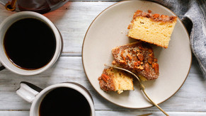 Sour-Cream Coffee Cake